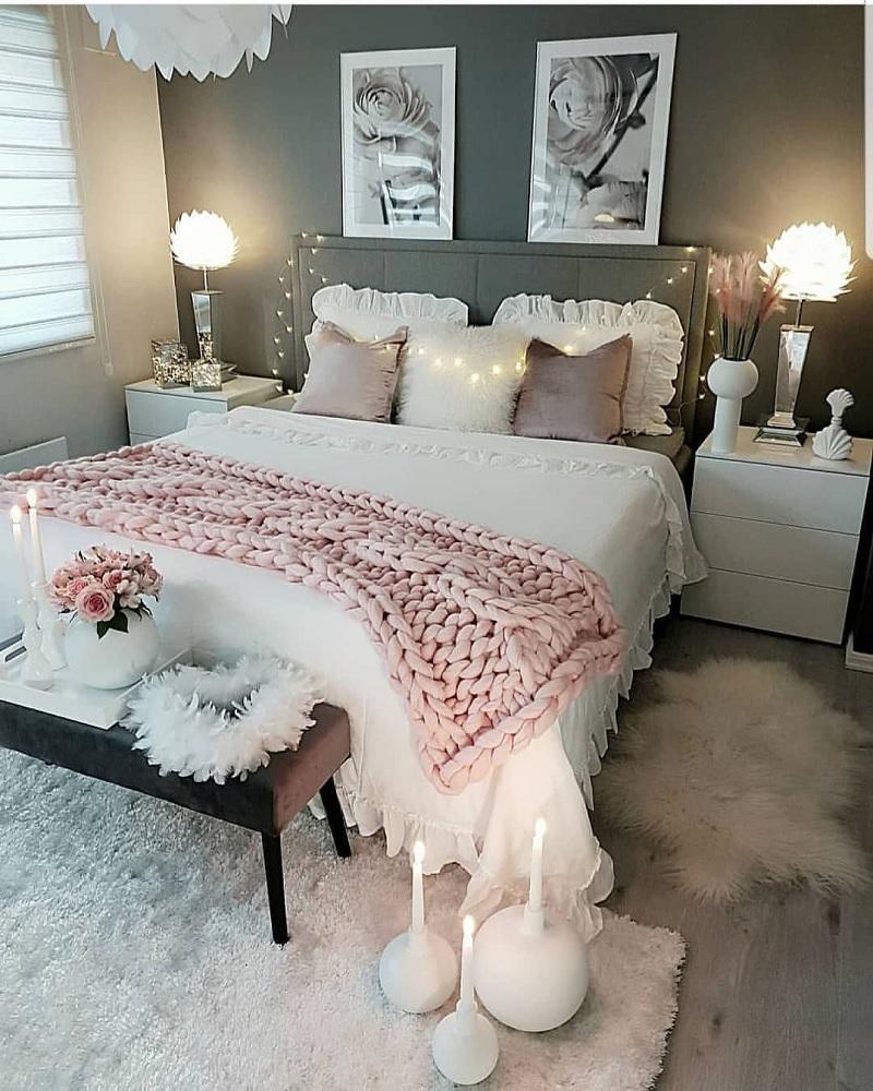 Design phòng ngủ phong cách Vintage