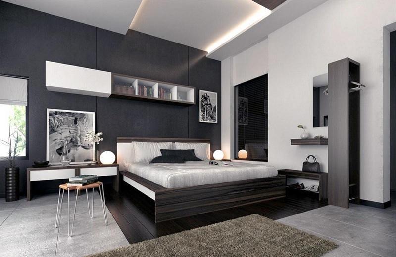 Design phòng ngủ hiện đại luôn là một sự lựa chọn hoàn hảo dành cho nhiều gia đình.