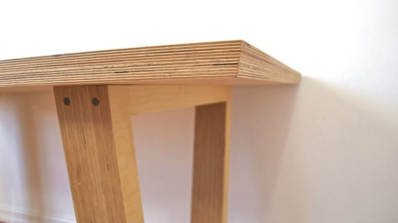 Có thể bạn chưa biết rằng, số lượng các tấm gỗ mà các nhà sản xuất sử dụng để ép ván thường là số lẻ.