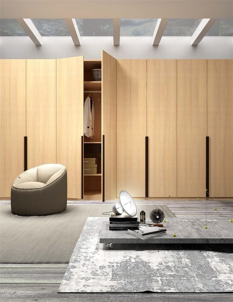 Tủ quần áo gỗ ván áp plywood