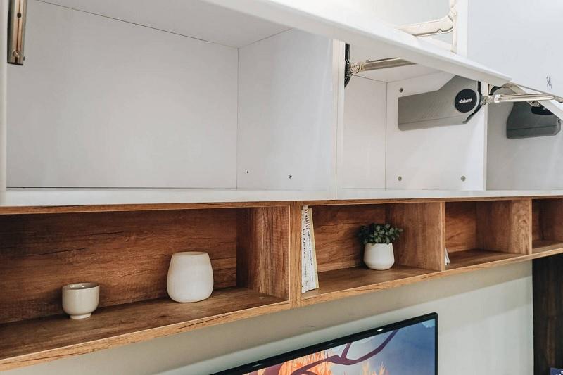 Kệ tủ tivi gỗ ván ép plywood