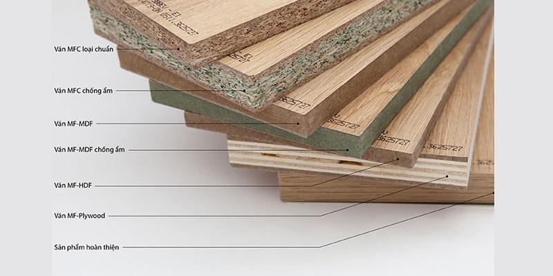 Nhược điểm của gỗ ván ép Plywood