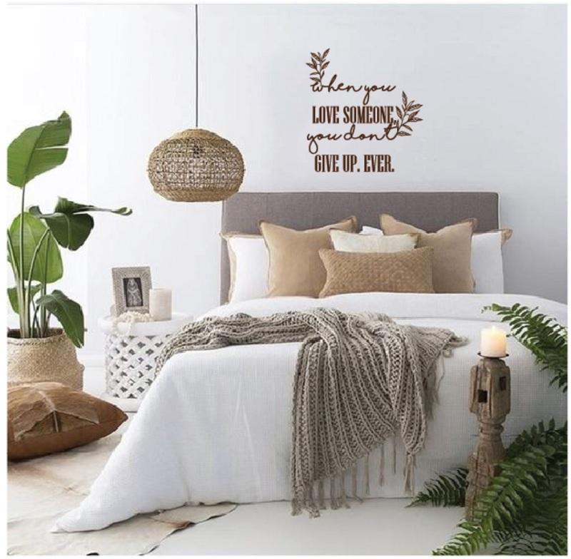 Mẫu phòng ngủ dành cho các nàng với vẻ đẹp mộc mạc, bình yên