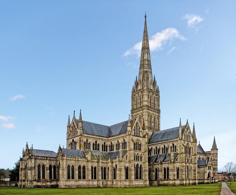 Nhà thờ Salisbury - Anh