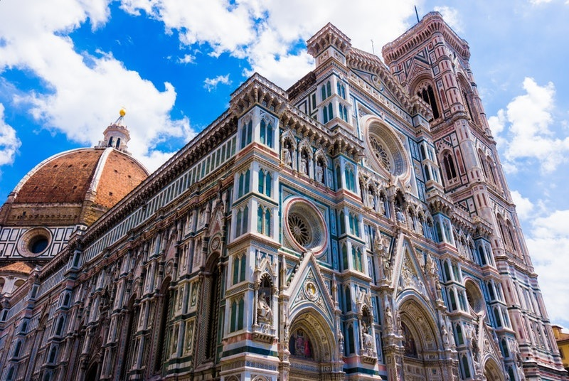 Nhà thờ Santa Maria del Fiore – Florence, Ý