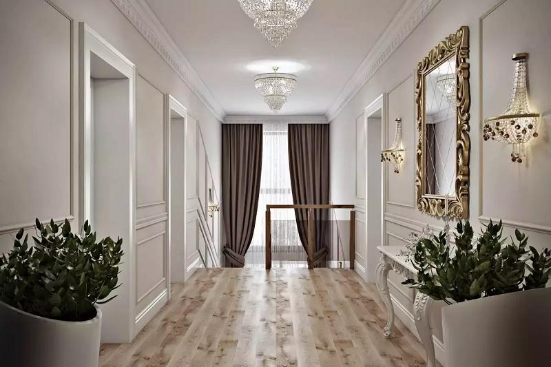 Sàn nhà phong cách tân cổ điển