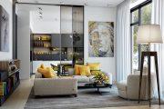 10 Mẫu thiết kế nhà bếp và phòng khách chung thịnh hành nhất cho gia đình VIỆT