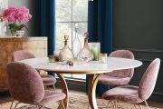 BẬT MÍ 10+ mẫu bàn ăn tròn phù hợp với từng không gian sống!