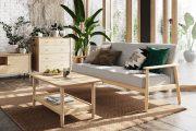 BẬT MÍ Những ứng dụng gỗ cao su vào nội thất MỚI NHẤT!