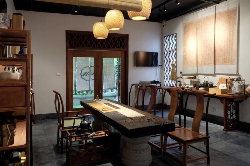Ý tưởng 4: Mẫu phòng bếp Á Đông đậm chất đương đại