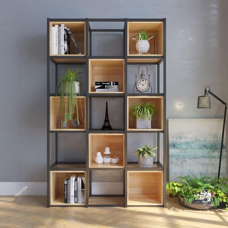 Kệ, tủ sách đứng thông dụng, đơn giản cho gia đình