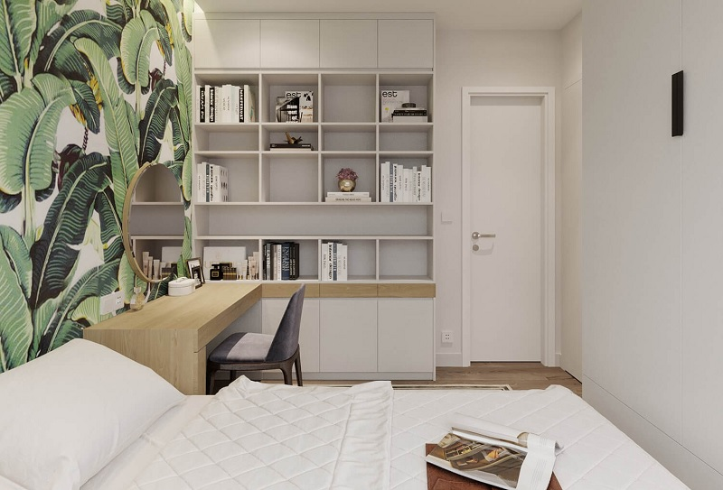 Mỗi giá sách đều mang đến một ý nghĩa riêng cho từng không gian, phong cách căn phòng.
