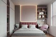 ĐIỂM MẠNH 20+ Mẫu thiết kế giá sách trong phòng ngủ 2021!