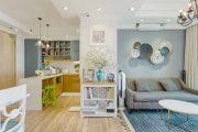 15+ Mẫu tủ trang trí phòng khách chung cư đẳng cấp hiện đại!