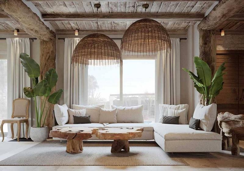 Phong cách thiết kế Địa Trung Hải hay còn được gọi là Địa trung hải Phục hưng, tên tiếng anh là (Mediterranean Revival)