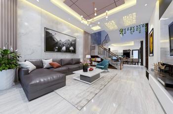 50+ Các mẫu thiết kế nội thất phòng khách đẹp, tiện nghi theo phong cách