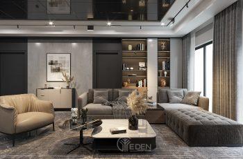 Thiết kế nội thất căn hộ CIPUTRA
